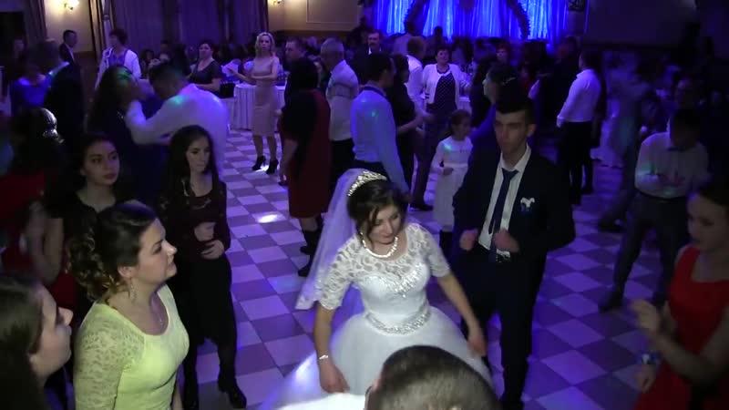 Весілля Міша і Тетяна Хуст Бороняво 11 лютого 2017р