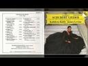 Schubert Lieder , 10 W Shakespeare, A W Schlegel, F Reil Ständchen, D 889
