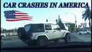 CAR CRASHES IN AMERICA 2017 BAD DRIVERS USA CANADA 3 NORTH AMERICAN DRIVING FAILS