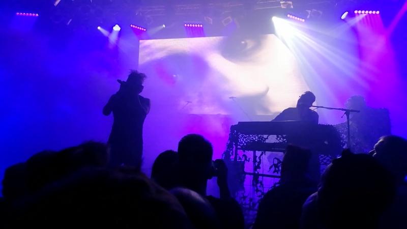 Vanished (Live in Praha 300818), Jeremy Inkel RIP