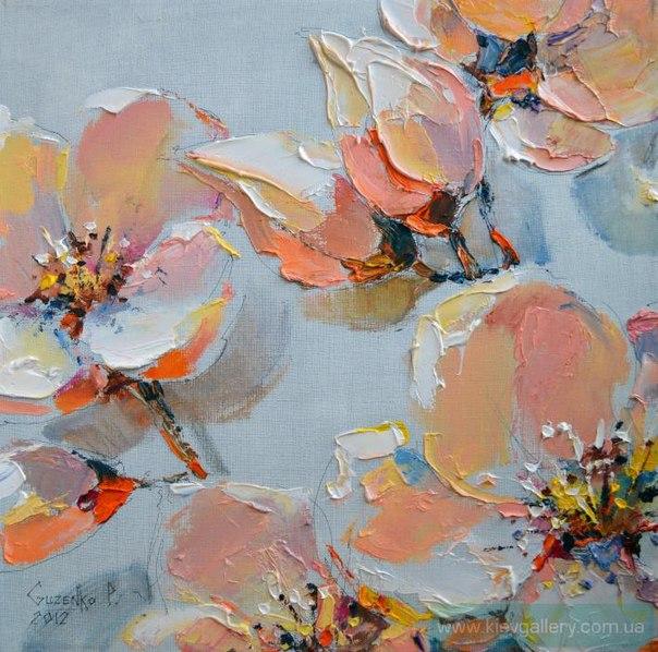 Весенние цветы (Мастихин, Масло) updated the ...: vk.com/event50384241