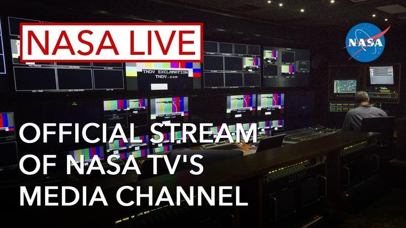 NASA Live Official Stream of NASA TV's Media Channel