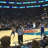 """Jimmy Butler's game-winning shot from a fan's view (submitted by @thomasdavis10_)"""