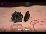 М.К. Розы из полимерной глины.