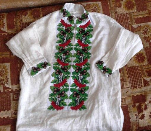 Продається чоловіча сорочка з