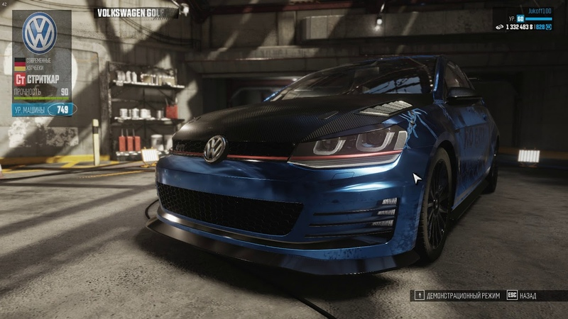 The Crew: Caling All Units - Volkswagen Golf Gti - Tuning - Watch Dogs Edition