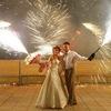 Фейерверк на свадьбу в Самаре.