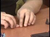 Мастер-класс (Фоторамка в технике оригами)