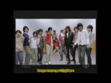 Hey! Say! JUMP - Dreams Come True (рус.саб.)
