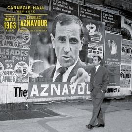 Charles Aznavour альбом Live au Carnegie Hall New York 1963