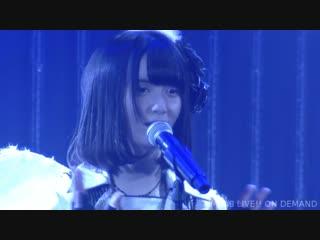 Yamamoto Mikana, Maeda Reiko, Namba Hinata - Bird @ 180926 NMB48 Yamamoto Sayaka Produce Stage KKS