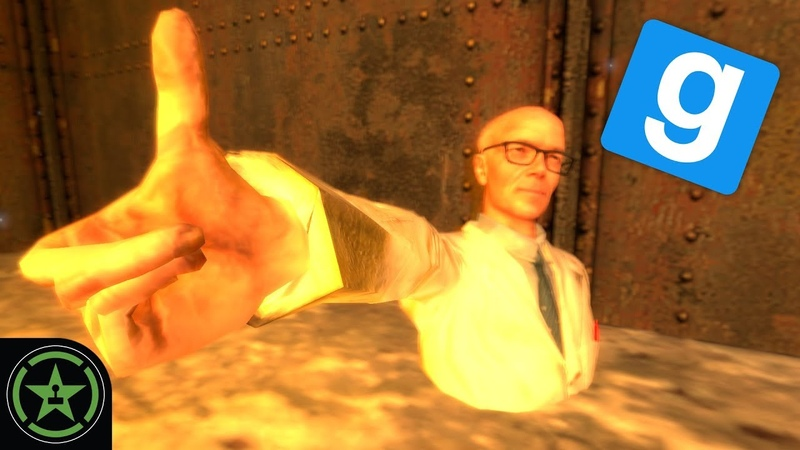 Thumbs Up from the Lava Pit - Gmod Gune - Prop Hunt   Lets Play