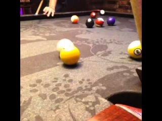 Heffron Drive (kendall and Dustin) playing Pool in Vienna !