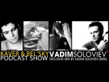Podcast Show 50 (Guest mix by IVAN WEBER, DJ BASOV, DJ FLASH and VADIM SOLOVIEV MSK)