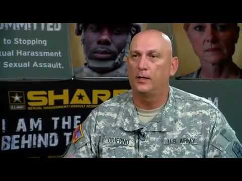 Sexual Assault Awareness Month Chief of Staff of the Army Gen Raymond Odierno
