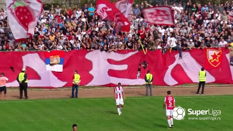 Super liga 2018 19 ZEMUN CRVENA ZVEZDA 1 2 1 1