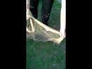 Как забрасывать рыболовный парашют кастинговая сеть