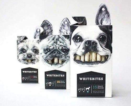 Лакомства для собак «whitebites».