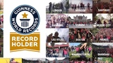 EF Hello 50 - The Guinness World Record Dance Video (for EF's 50th Anniversary)