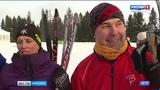 В Петрозаводске состоялась первая лыжная гонка холдинга «Segezha Group»