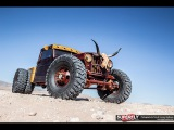 Hauk Designs и Smokin 1948 Willys Jeep