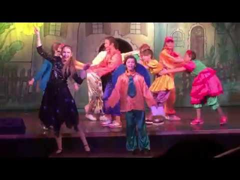 344 НЕЗНАЙКА от 24 марта 2018 года (Мюзикл-Театр «Монотон»)