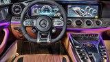 2019 Mercedes AMG GT 4-Door Coupe - INTERIOR