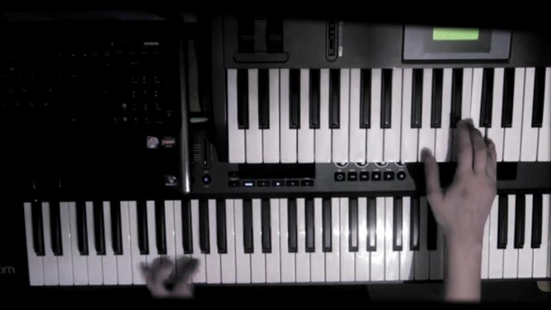 Michael McCann - Icarus ( keyboard cover)
