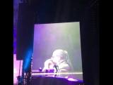 Дэннил на концерте Стиви Уандера в рамках Формулы 1 в