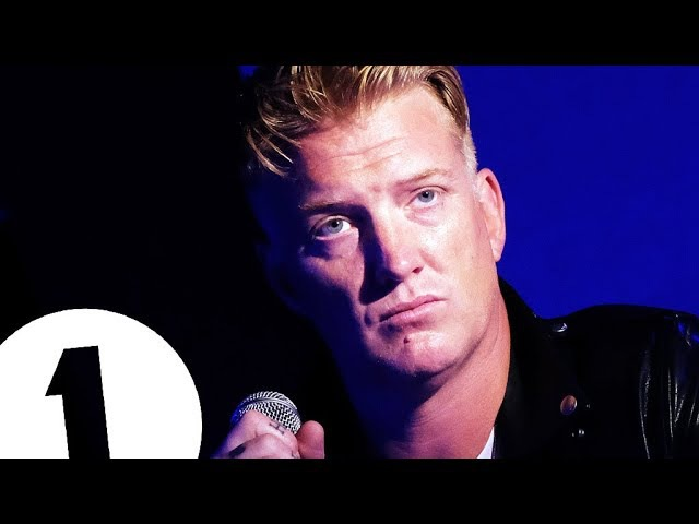 Queens of the Stone Age The Way You Used to Do Radio 1's Piano Sessions