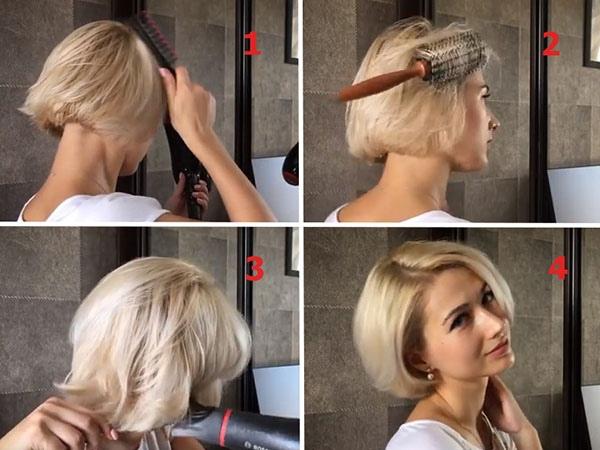 Стрижки, придающие объем на средние, короткие, длинные волосы