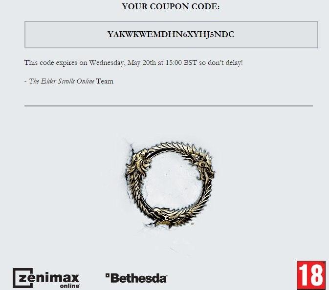 Скидка 25% на Elder Scrolls Online