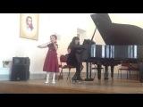 Сабина Махмудова (скрипка) - Люби меня нежно Весёлый гном  Sabina Makhmudova - Love Me, Tender