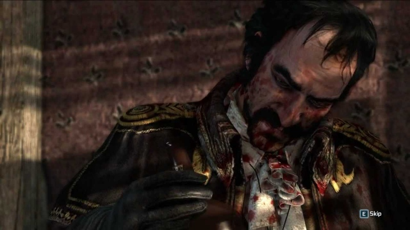 Assassins Creed 3 - Connor kills Charles Lee (100 Sync) [HD]