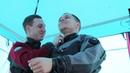 Экологический подводный десант 2018 Сенная Курья
