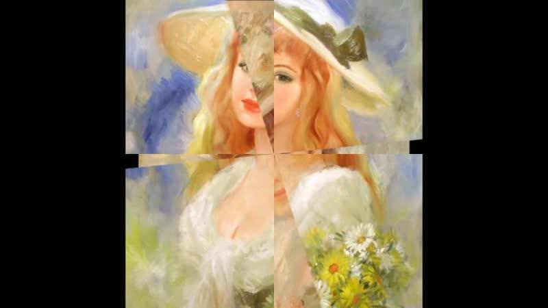 Английский художник John Frederick Lloyd Strevens (1902-1990) vol.3