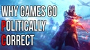 Why Battlefield 5 went politically correct: Metacritic