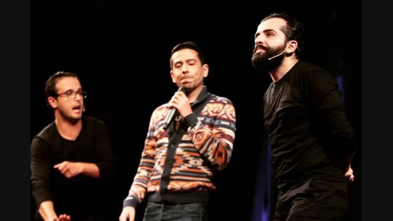 2015 LES inqualifiables Fayçal Azizi - Hak A Mama ( Live ) 04_⁄12 ⁄15