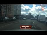 Люди жалуются на пробки в Девяткино, у меня  почему-то их нет.