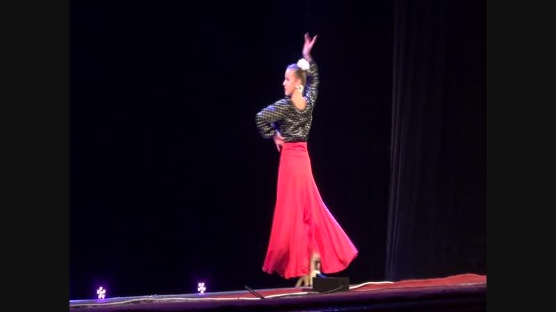 Caña Flamenca XV. Jaleos