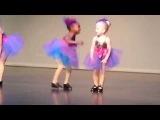 Смешной детский танец )