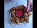 Домашние куриные наггетсы хрустящие снаружи сочное мясо внутри