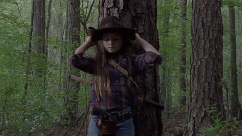 Ходячие мертвецы: Джудит спасает группу Магны (9 сезон, 5 серия)