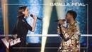 Teresa Ferrer y Marcelino Damion cantan 'Sign of the times' Batalla final La Voz Antena 3 2019