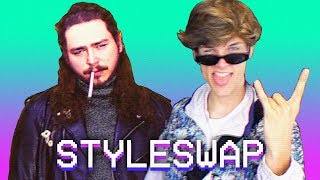 If BETTER NOW by POST MALONE was an 80s HIT!   STYLESWAP