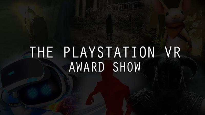 The PSVR Award Show 1080p/60FPS