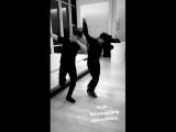BoyangJin with MishaGe - Lets dab! - Cr. Mishage8 inst