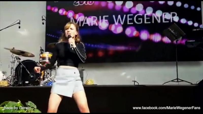Marie Wegener - Dieser Augenblick (Live Auftritt auf dem Spargelfest in Beelitz am 03.06.2018)