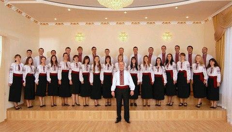 Камерний хор колядуватиме у хмельницькій філармонії