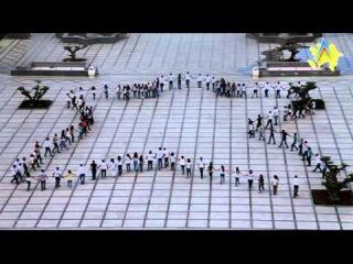 Gence 28 05 2014 Flashmob Go Dance